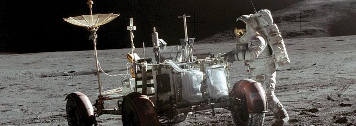 Colonel James Irwin: Creationist Astronaut | The Institute ...