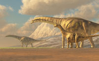 New Giant Dinosaur from Argentina