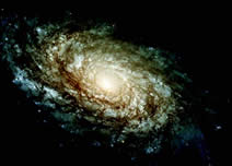NGC 4414 Galaxy