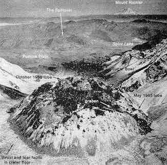 mt st helens research paper Effects and develop a research strategy to study initial mount st helens and spirit lake in 2004: reflections of the forces of nature and resilience of life.
